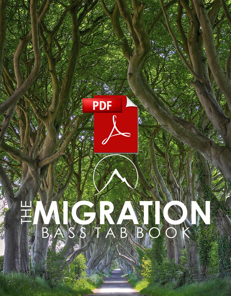 """Image of """"The Migration"""" - Bass Tabs • Digital"""