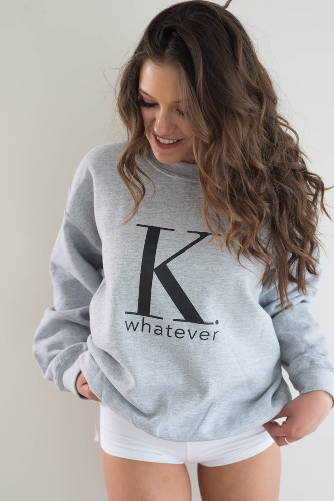 Image of K. WHATEVER