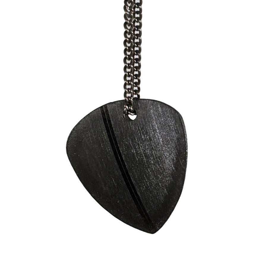 Image of Guitar Pick Pendant