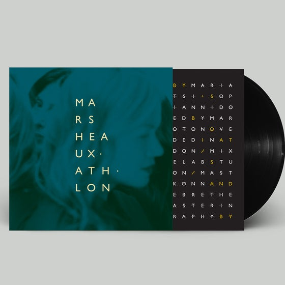 Image of LPUN62 Marsheaux:Ath.Lon LP Vinyl