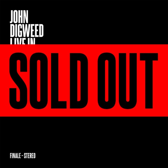 Image of John Digweed Live In Montreal 3xCD (FINALE) [SOLD OUT]