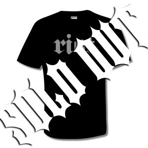Image of RIOT SEASON 'Riot' 2014 T-Shirt (Mens Black)