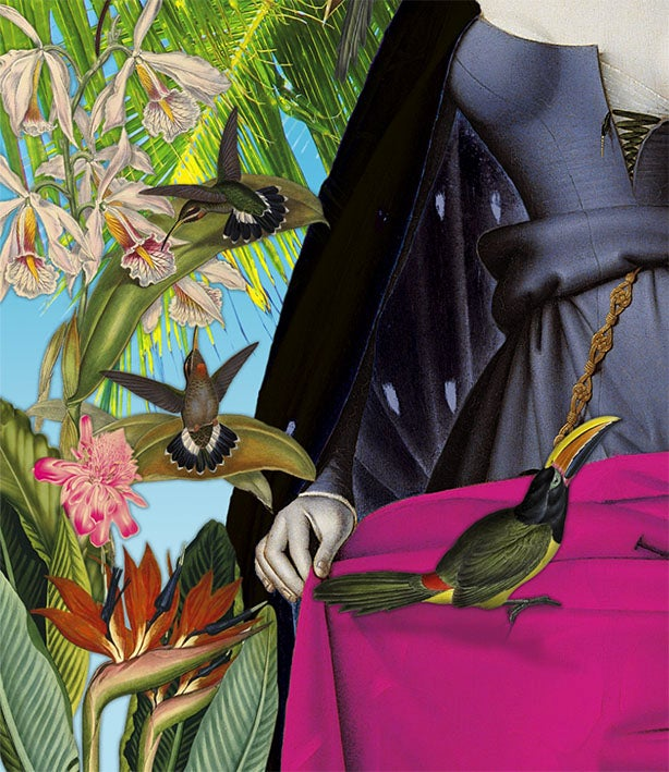 Image of Queen of the birds - Print - Envio Gratis a España