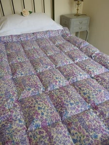 Image of Liberty Tana Lawn Birkbeck Single Eiderdown
