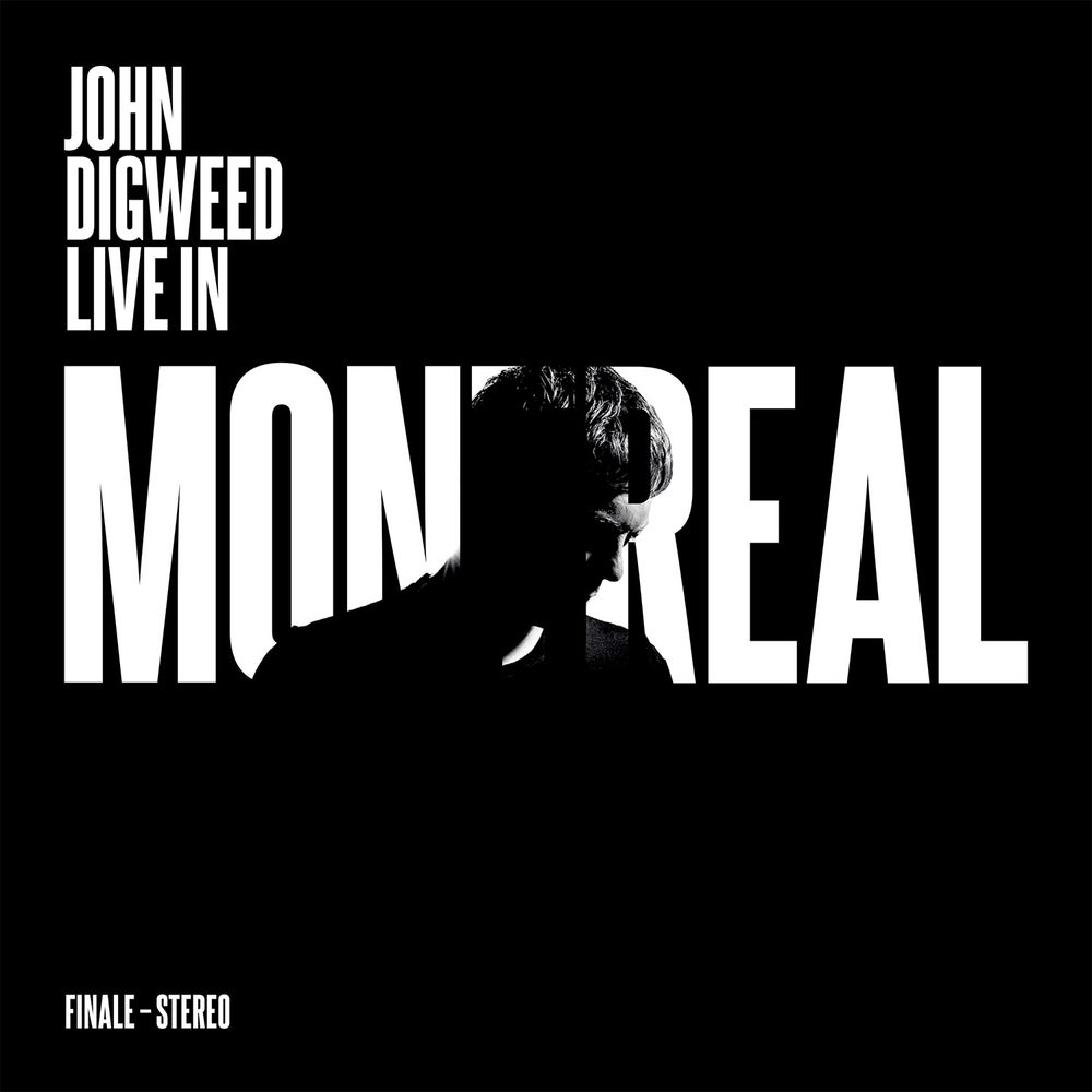 Image of John Digweed Live In Montreal 3xCD (FINALE) [RE-PRESS]