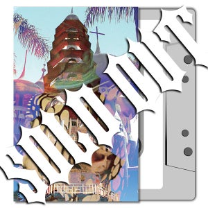 Image of LOBSTER PRIEST 'Hallucinatory Pagoda' Cassette & MP3
