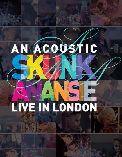 Image of SKUNK ANANSIE - An Acoustic Skunk Anansie - Live In London - Blu-Ray