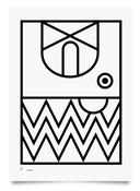 Image of Roar print