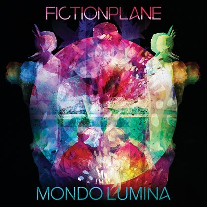 Image of FICTION PLANE - Mondo Lumina - Digipack CD