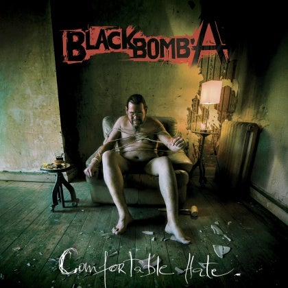Image of BLACK BOMB A - Comfortable Hate - Digipack CD