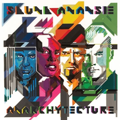 Image of SKUNK ANANSIE - Anarchytecture - CD Cristal