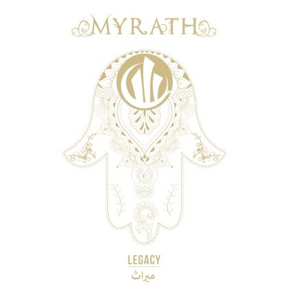 Image of MYRATH - Legacy - Digipack CD