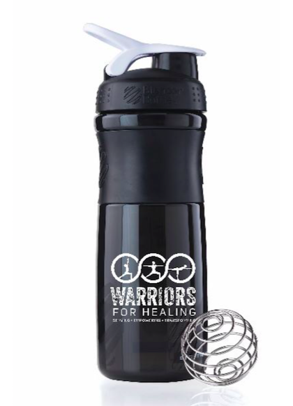 Image of W4H Blender Bottle