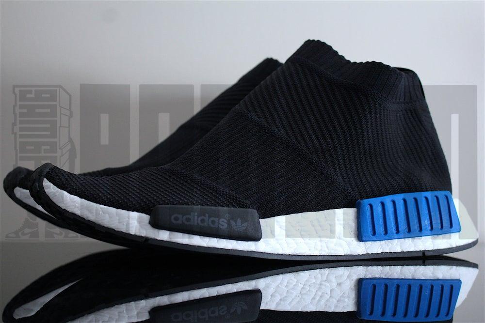 "Image of Adidas NMD CITY SOCK PRIMEKNIT ""BLACK"""