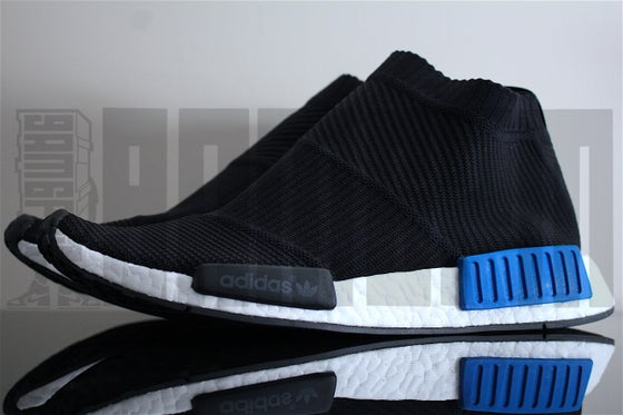 "Image of Adidas NMD CITY SOCK PRIMEKNIT ""BLACK"""
