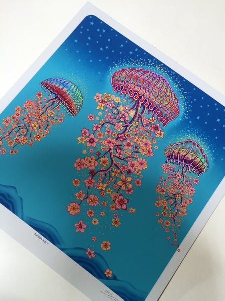 Image of Jelly Blossoms by Emek
