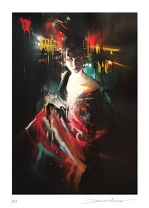 Image of 'Butterfly' - Limited edition print