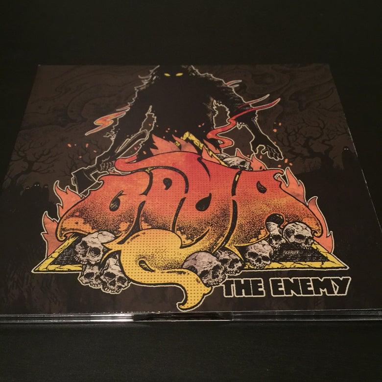 Image of Goya - The Enemy CD