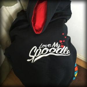 Image of 'Love My Spoodle' Hoodie