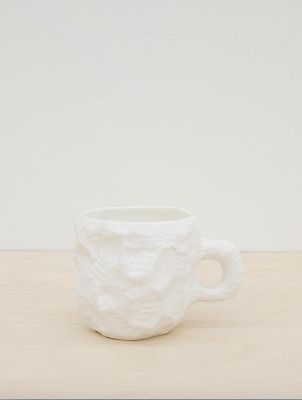 Image of Max Lamb - Crockery Mug, White