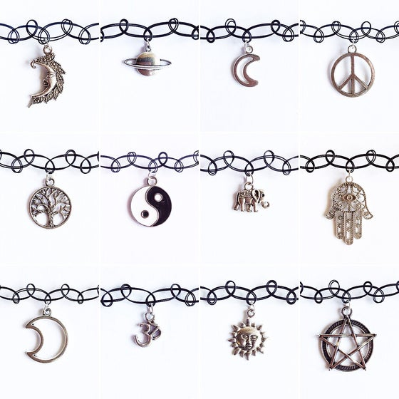 Image of Tattoo Chokers