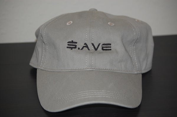 Image of Khaki $.AVE Hat