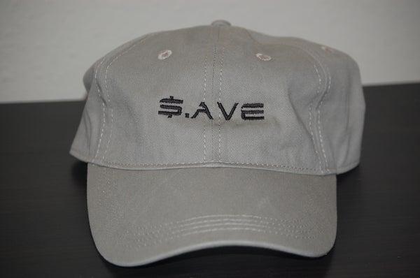 Image of Khaki $.AVE Hat