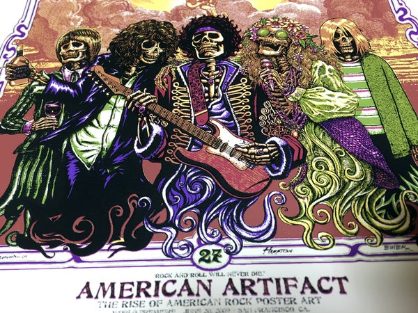 Image of HandBill American Artifact by Emek