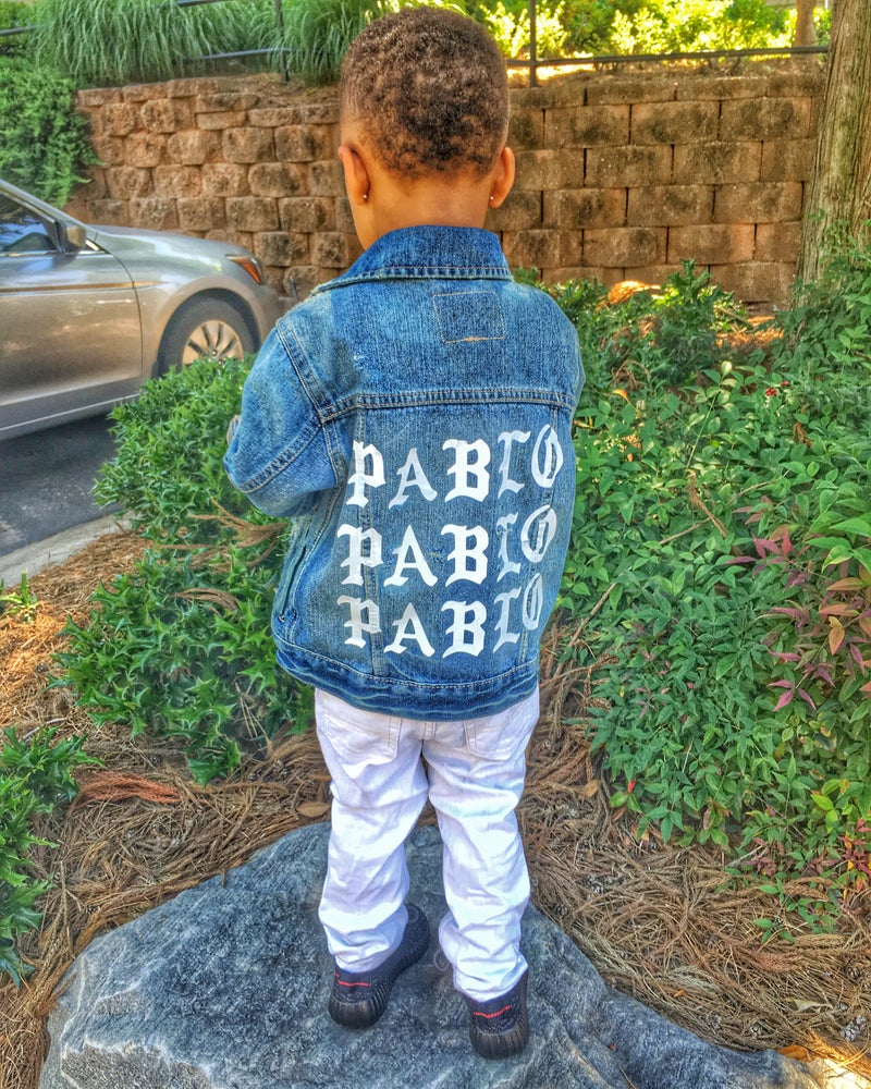 Image of Pablo Jean jacket
