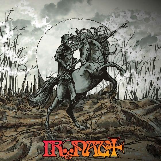 Image of IRONAUT CD