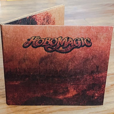 Image of Hobo Magic - Self Titled CD EP