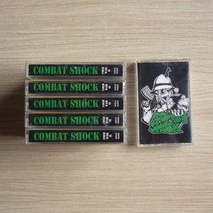 Image of COMBAT SHOCK - Cold War II Demo cassette
