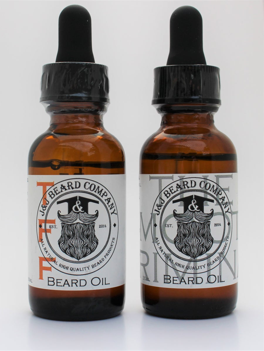 Image of Beard Oil Double Pack