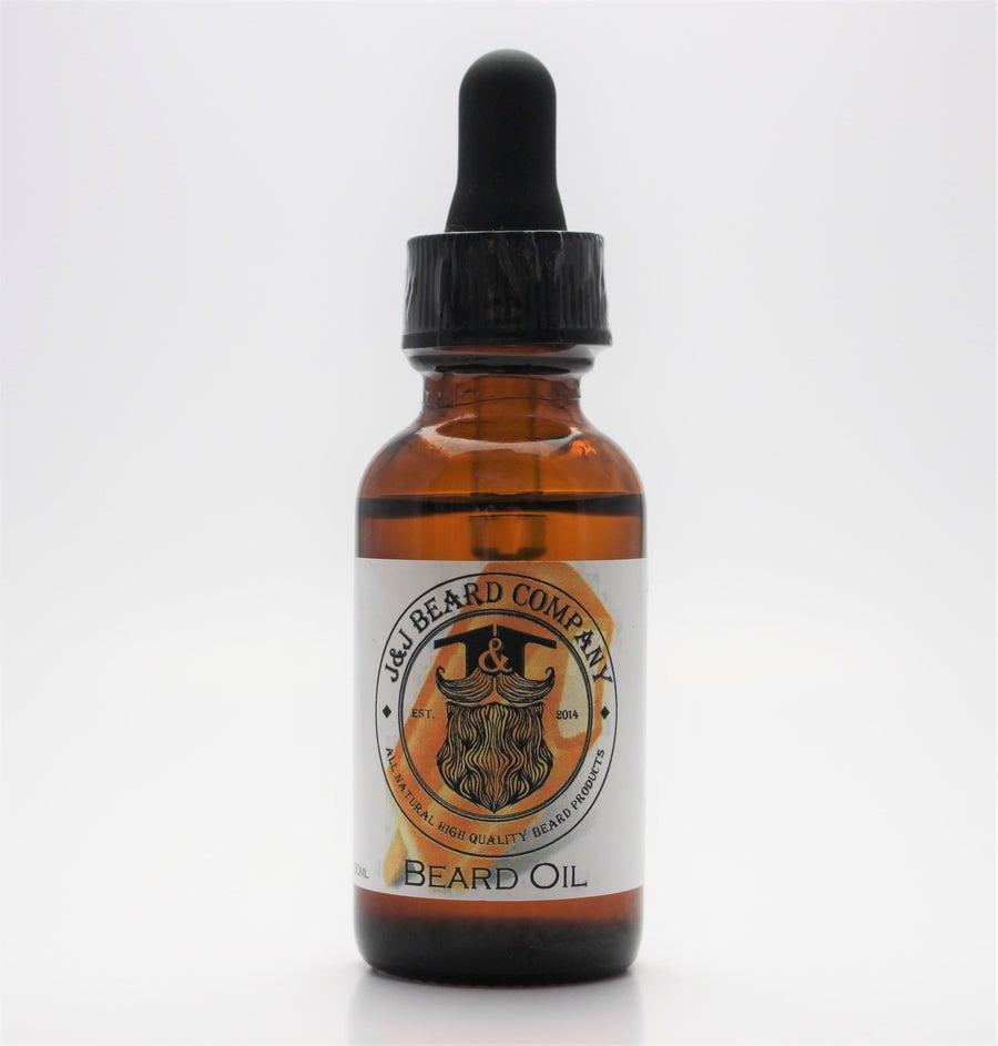 Image of Orange Beardsicle - Beard oil