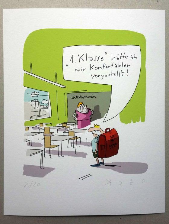 Image of Erste Klasse