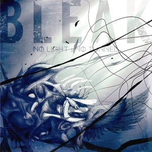 "Image of BLEAK, ""No Light No Tunnel"" LP"
