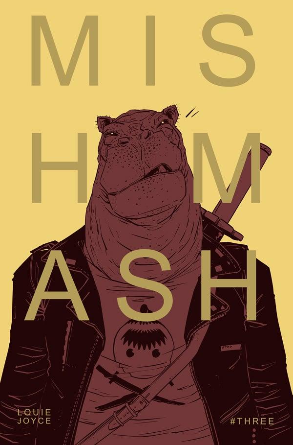 Image of MISHMASH #THREE
