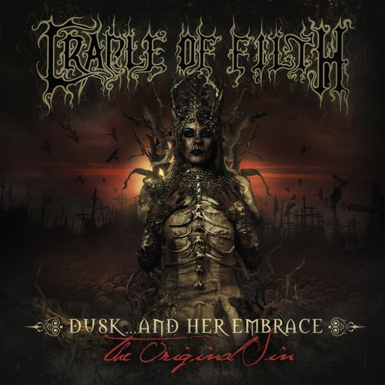 Image of Cradle of Filth - Dusk... and Her Embrace ~ The Original Sin CD