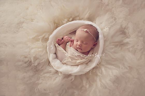 Image of Mia Joy Ruffled Wrap {Cream}