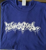 Image of *NEW* GRAFF LOGO BLUE/WHITE