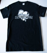 Image of Mens and Womens ''Laced In Lust'' T-Shirt (Gilden)