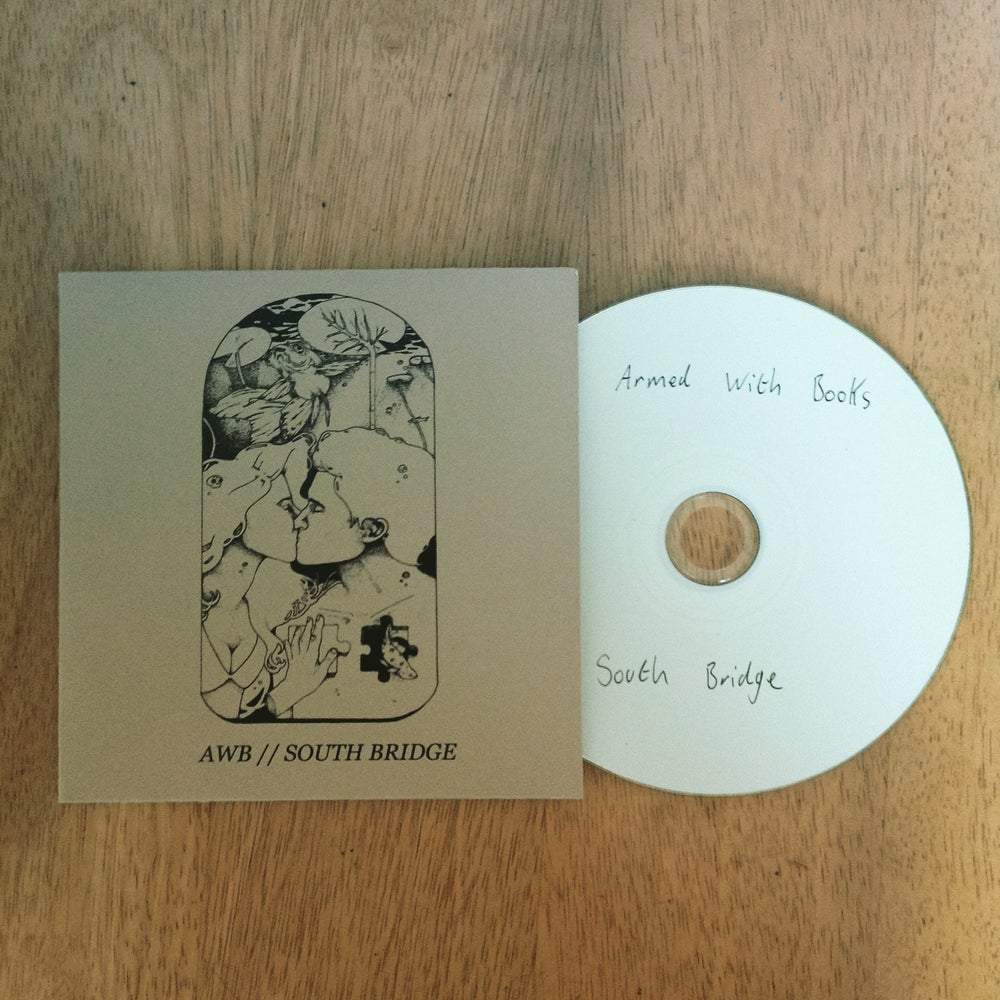 Image of Armed With Books / South Bridge - split CD