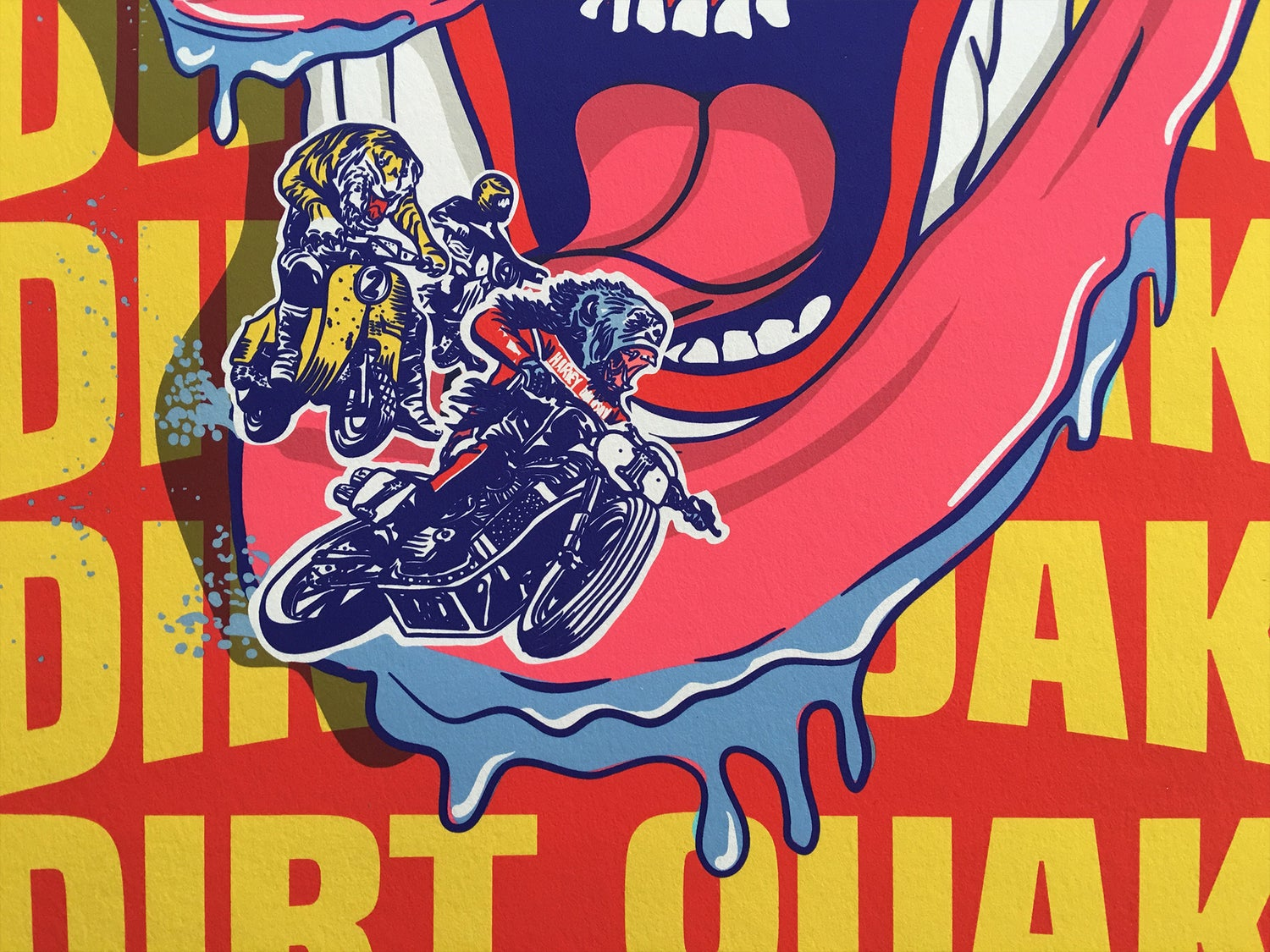 Image of Dirt Quake USA - Limited run of only 10!