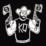 Image of KO! Die Cut Sticker