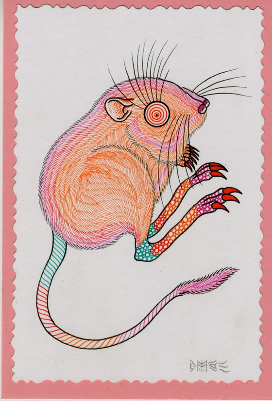 Image of acid mouse