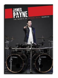Image of James Payne - The Secrets Of Extreme Metal Drumming DVD