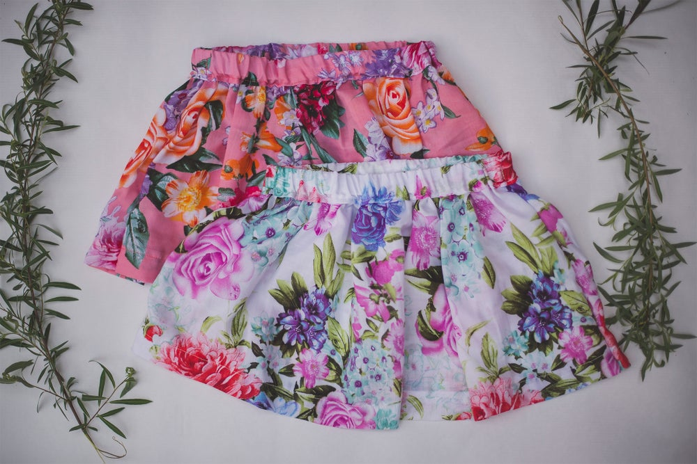 "Image of ""Beach Bum"" Sitter Skirts"