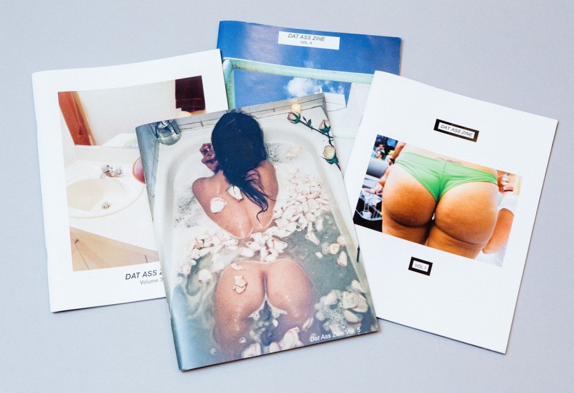 Image of Dat Ass Zine Set