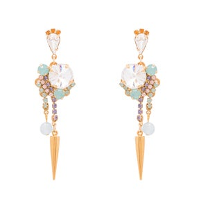 Image of Pastel Rani Earrings