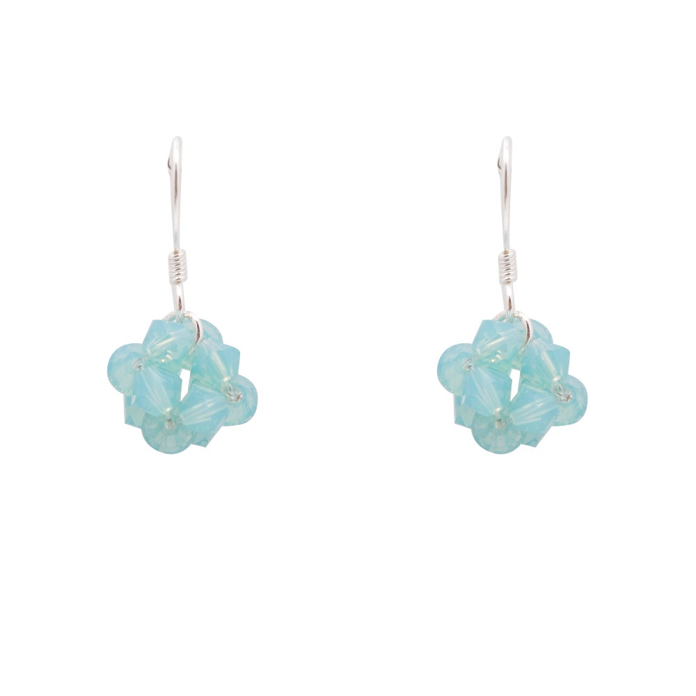 Image of Pacific Cluster Earrings